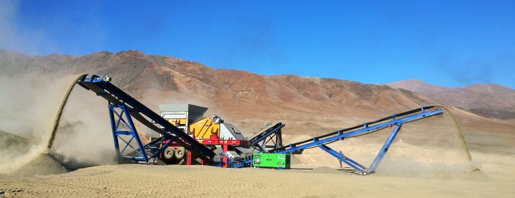 Innovación en el desierto con Plantas Móviles